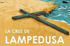 La Cruz de Lampedusa visita nuestra parroquia